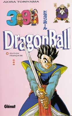 Dragon Ball (sens français) - Tome 39