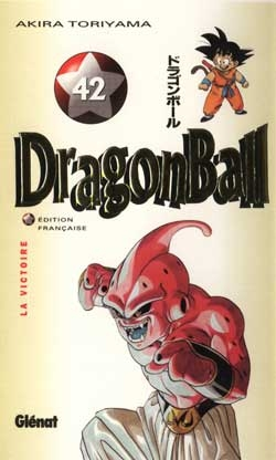 Dragon Ball (sens français) - Tome 42