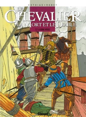 Le Chevalier, la mort et le diable - Tome 02