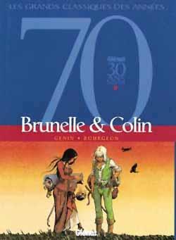 Brunelle et Colin - Intégrale Tomes 01 à 02