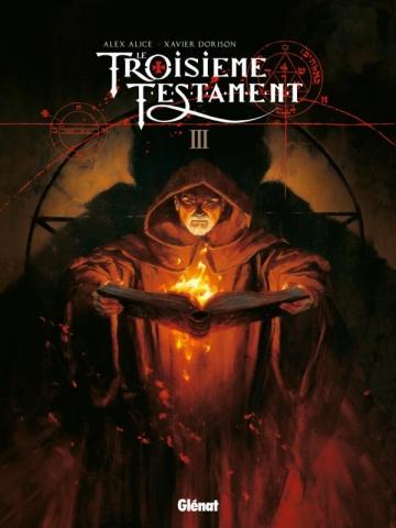 Le Troisième testament - Tome 03