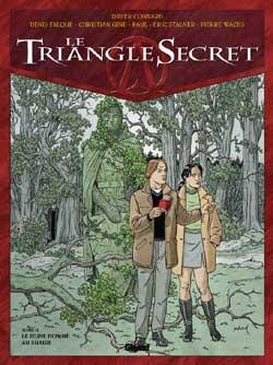 Le Triangle Secret - Tome 02