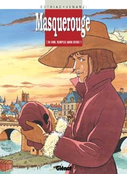 Masquerouge - Tome 10
