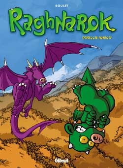 Raghnarok - Tome 01