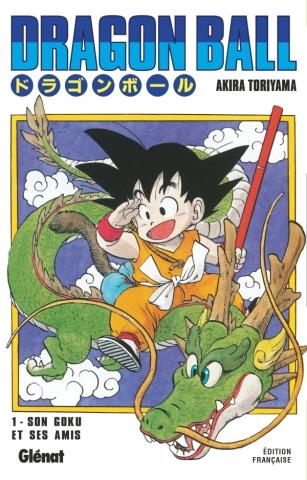 Dragon Ball - Édition originale - Tome 01