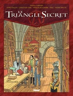 Le Triangle Secret - Tome 04