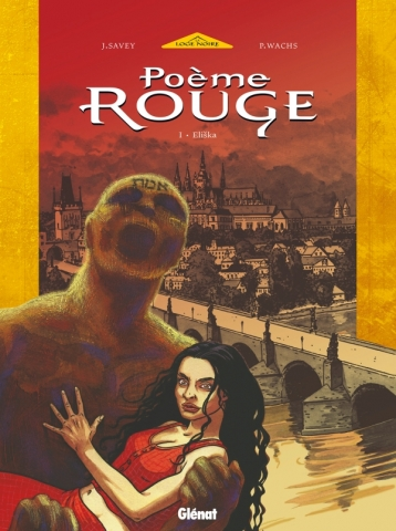 Poème Rouge - Tome 01