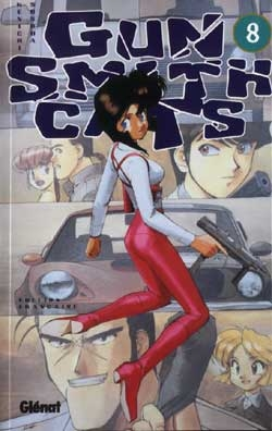 Gunsmith Cats - Tome 08