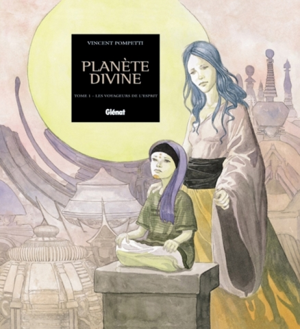 Planète Divine - Tome 01