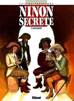 Ninon secrète - Tome 02