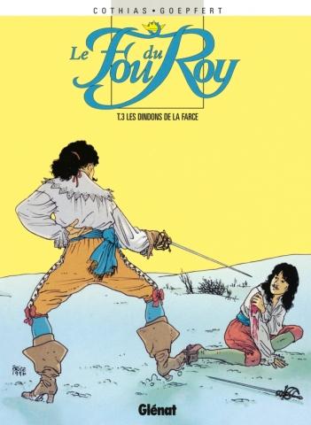 Le Fou du roy - Tome 03