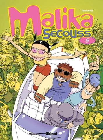 Malika Secouss - Tome 05