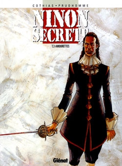 Ninon secrète - Tome 03