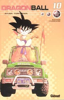 Dragon Ball (volume double) - Tome 10