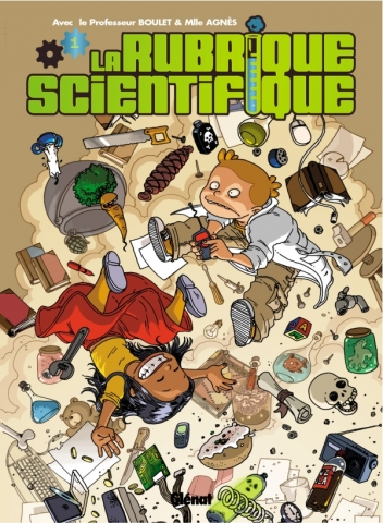 La Rubrique Scientifique - Tome 01