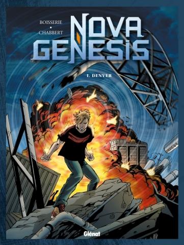 Nova Genesis - Tome 01