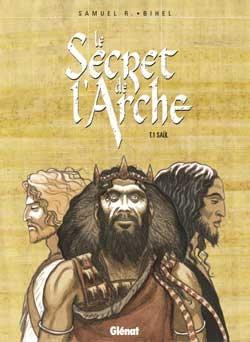 Le Secret de l'Arche - Tome 01