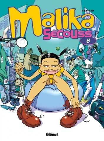 Malika Secouss - Tome 06