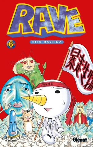 Rave - Tome 06