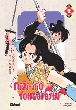 Niji-Iro Tohgarashi - Tome 02