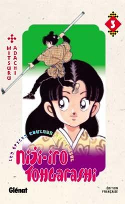 Niji-Iro Tohgarashi - Tome 03
