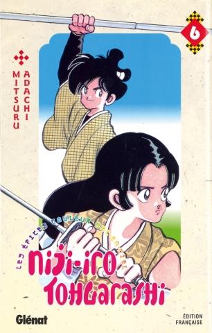 Niji-Iro Tohgarashi - Tome 06
