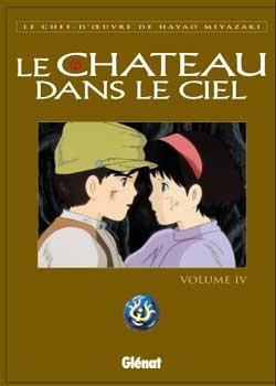 Le Château dans le ciel - Tome 04