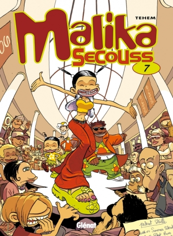 Malika Secouss - Tome 07