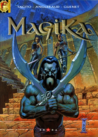 Magika - Tome 04