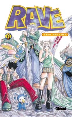 Rave - Tome 10