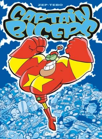Captain Biceps - Tome 01