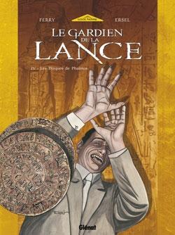 Le Gardien de la Lance - Tome 04