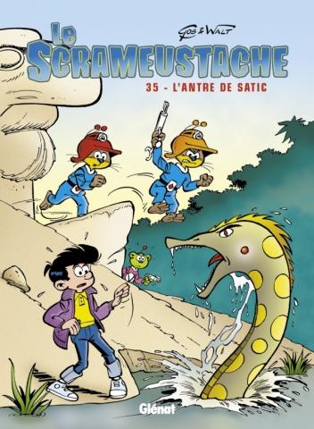 Le Scrameustache - Tome 35