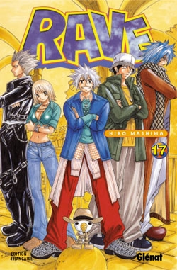 Rave - Tome 17