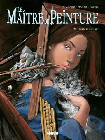 Le Maître de peinture - Tome 03