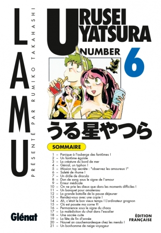 Urusei Yatsura - Tome 06