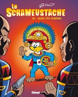 Le Scrameustache - Tome 36
