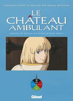 Le Château Ambulant - Tome 02