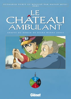 Le Château Ambulant - Tome 03