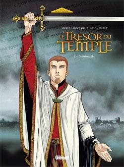 Le Trésor du Temple - Tome 01