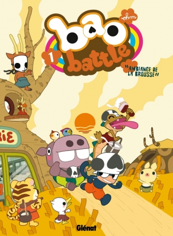 Bao Battle - Tome 01
