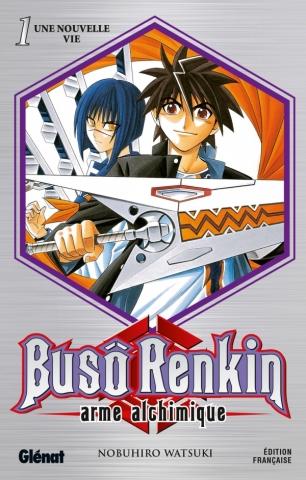 Buso Renkin - Tome 01