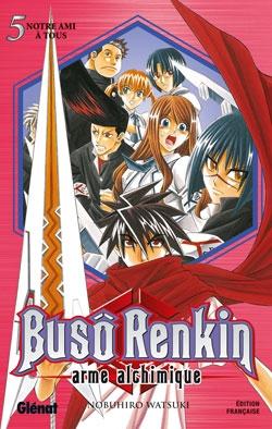 Buso Renkin - Tome 05