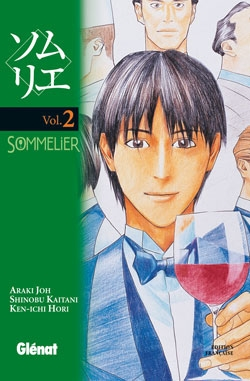 Sommelier - Tome 02
