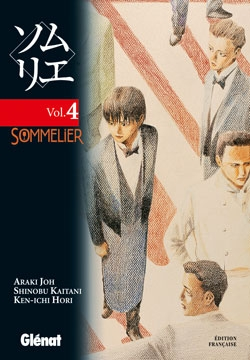 Sommelier - Tome 04