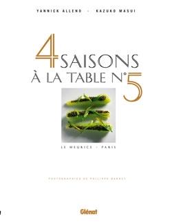 4 saisons à la table N°5