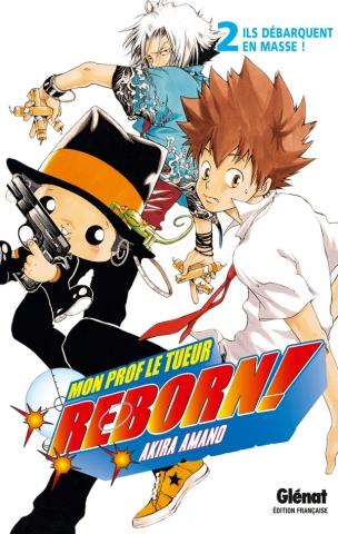 Reborn - Tome 02