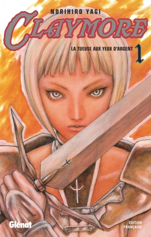 Claymore - Tome 01