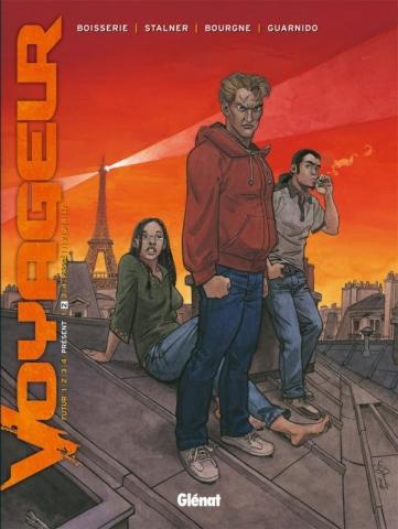 Voyageur - Présent - Tome 02