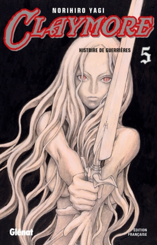 Claymore - Tome 05